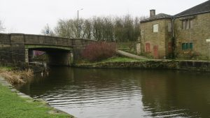 Bridge 114A Leeds Liverpool Canal